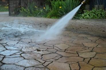 Mycie kostki brukowej Słomniki